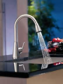 Kitchen Sink Faucet With Pull Out Spray Moen Pull Out Spray Kitchen Faucet Modern Kitchen