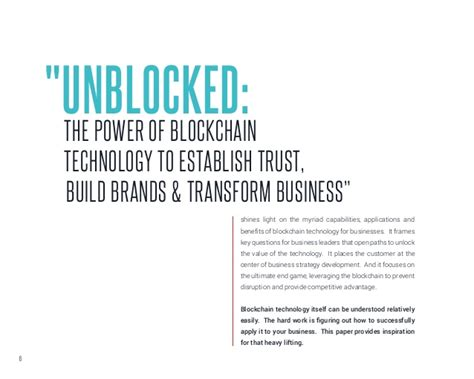 the power of relentless stewardship 5 to developing a world class organization books unblocked the power of blockchain technology to establish