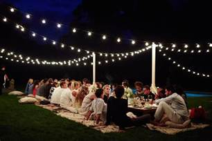 Outdoor Party outdoor party lights backyard 10 quick tips for diy outdoor lighting
