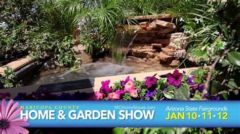 maricopa county home garden show january