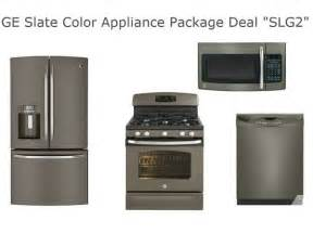 ge kitchen appliance packages 4 ge slate kitchen appliance package deal quot slg4