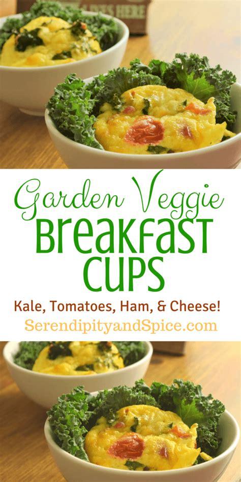 vegetables breakfast breakfast garden vegetable cups recipe