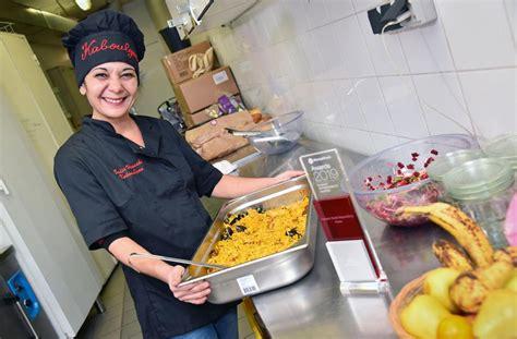 gastronomie  lyon une ancienne refugiee fait decouvrir