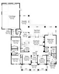 Luxury Ranch House Plans For Entertaining Small Luxury House Plans Sater Design Collection Home Plans