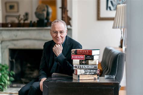 biography of george washington by ron chernow can you top hamilton author ron chernow is about to