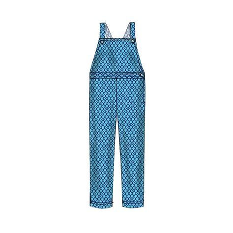 sewing pattern overalls girls jumpers and overalls mccalls sewing pattern 7459