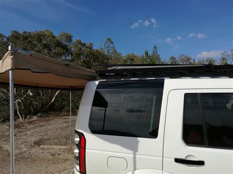 rv awnings ebay 2 5m midge mesh skywing with annex batwing awning camper