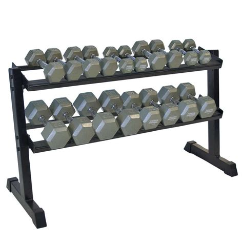 Rak Dumbbell Horizontal Dumbbell Rack Power Systems