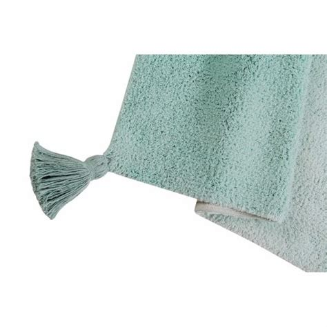 green ombre rug washable ombre rug mint green crown interiors