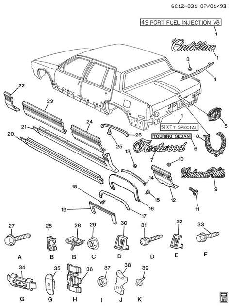 1989 cadillac parts cadillac parts search engine at