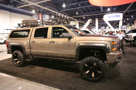 customized chevy trucks custom 2014 chevrolet silverado and gmc sierra trucks at