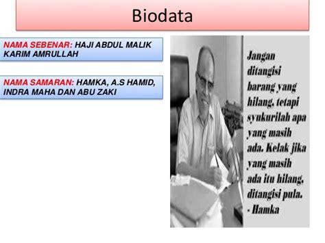 biografi tokoh hamka tokoh pendidikan timur hamka
