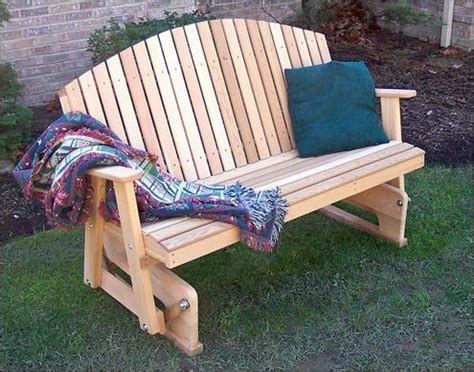 free glider bench plans outdoor chair glider plans pdf plans kneeling chair plans freepdfplans woodplanspdf