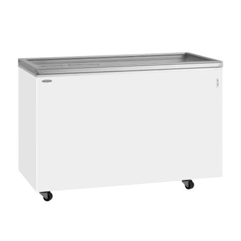 Freezer Box 400 Liter tefcold st160 115 litre chest display freezer commercial refrigeration corr chilled