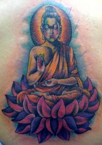 laos tattoo designs 4 laos buddha with lotus design buddha