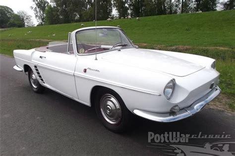 1960 renault floride vintage automotive design