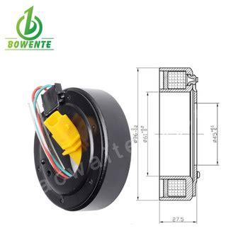 bowente auto ac compressor sd6c12 sd7c16 clutch coil manufacturer china a c air conditioner
