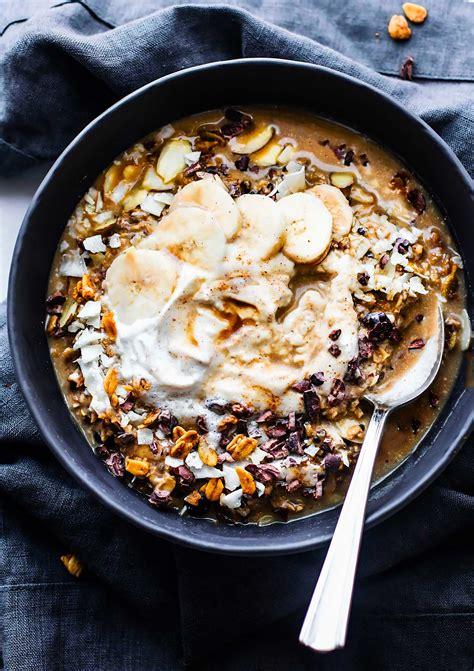Detox Vegan Breakfast by Chai Detox Breakfast Bowls Cotter Crunch Gluten