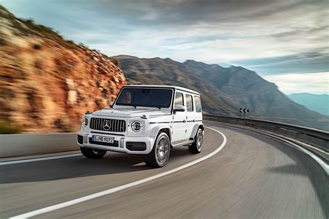 Fastest Mercedes by Fastest Mercedes Amg G 63 Breaks Cover Autoevolution