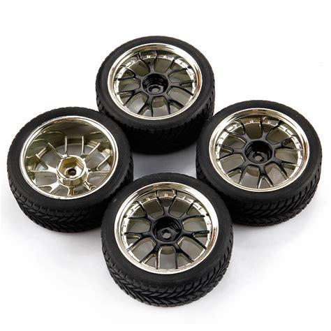 4x Rc Drift Pp Tires Wheel D6nkr Pp0370 For Hpi 1 10 Road Car 1 10 scale rc tires wheels on road car for hsp hpi 5 spoke ebay