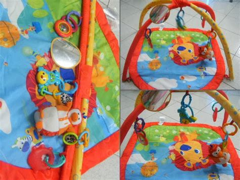 Sold Bright Starts mommyslove4baby143 bright starts in the park activity musical playmat 899p sold