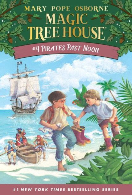 newest magic tree house book pirates past noon magic tree house series 4 by mary