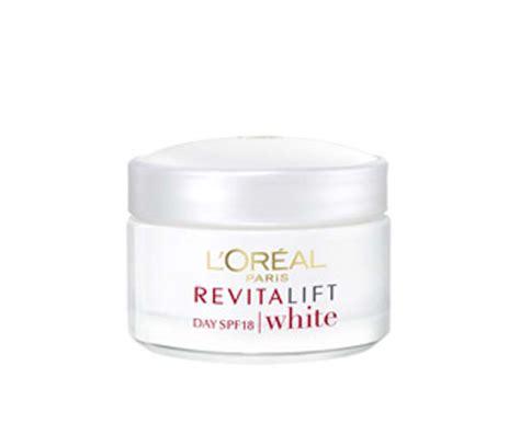 Loreal Revitalift White lawan 15 tanda penuaan dengan loreal revitalift white day