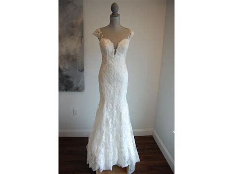 Wedding Dresses 800 by Martina Liana 800 1 799 Size 12 New Un Altered