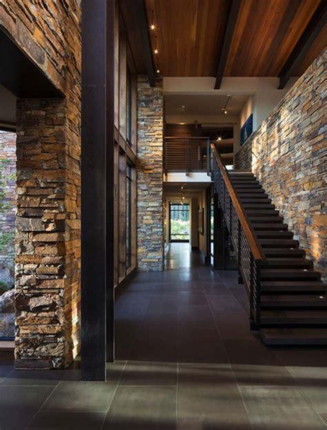 mountain homes interiors fabulous mountain modern retreat in the high sierras