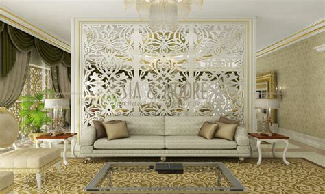 Qatar Living Room by Doha Mansion 1 Qatar Traditional Living Room Other Metro By Sia Architecture And