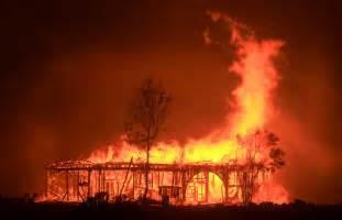 wine barn santa rosa wine country fires photos show losses in devastating blazes