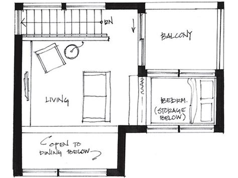 Small Home Office Square Footage Westcoast500 1 Upstairs Small House Floor Plan