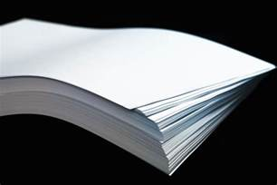 Of Paper - what is bond paper
