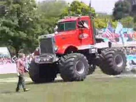 big monster truck videos monster trucks big pete youtube