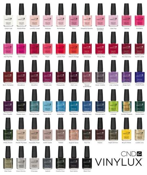 vinylux colors cnd vinylux colors products we