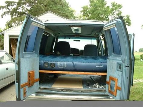 best vans for cer conversion cheap rv living how to live in a conversion