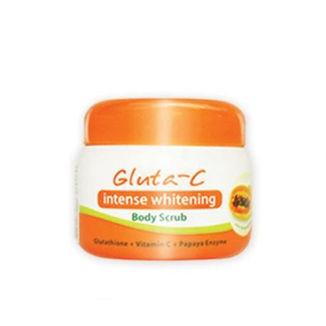Gluta C by Gluta C 233 Claircissant Gommage Sally Cosmetics