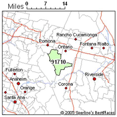 california map chino best place to live in chino zip 91710 california