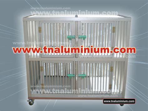 Kandang Kucing Etalase kandang aluminium kandang kelinci ka004 tn aluminium