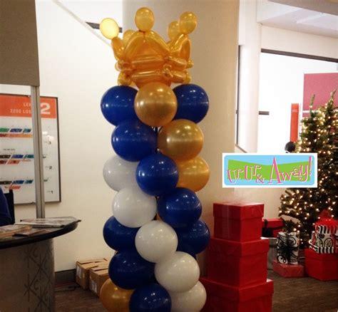 Princess Home Decor columns up up and away 174 balloons