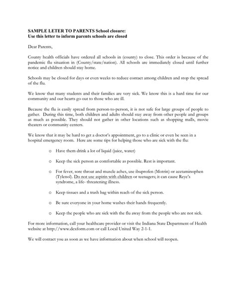 Parent Grievance Letter sle school letter to parents 1000 images about school