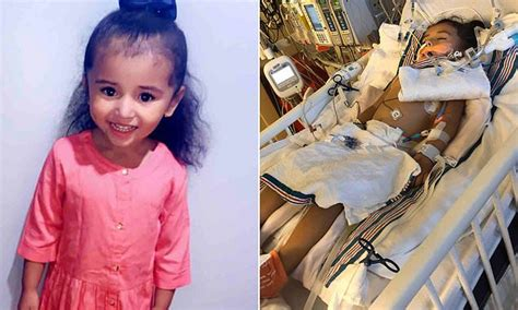 california toddler hospitalized   month