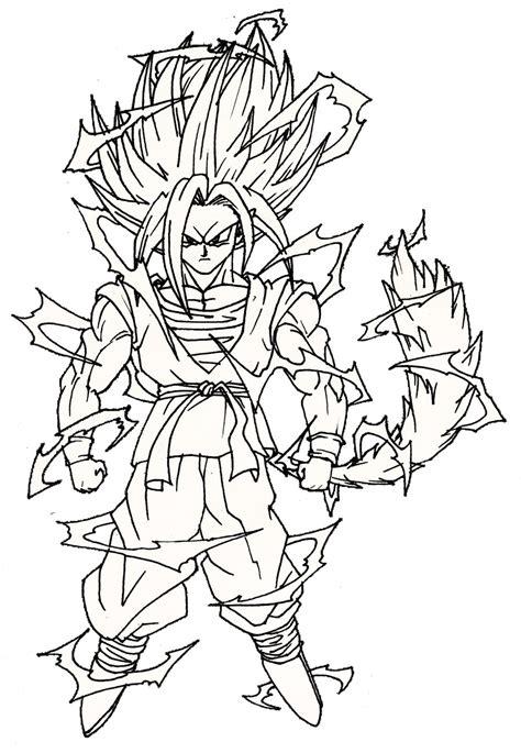 imagenes de goku dios para colorear imagenes de goku dios para colorear imagui