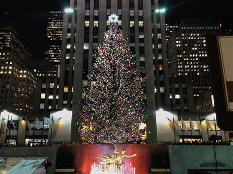 2012 rockefeller center christmas tree christmas at