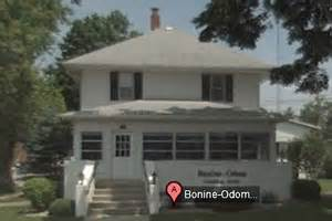 Funeral Homes In Richmond Indiana by Bonine Odom Funeral Home Culver Indiana In Funeral