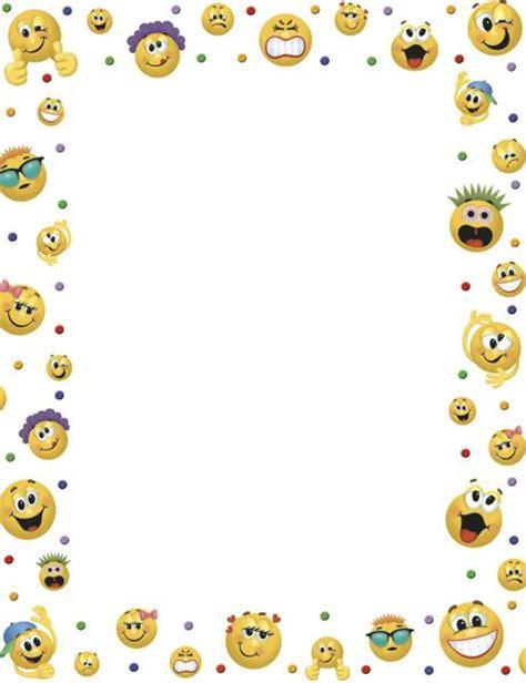 emoji wallpaper border birthday emoji border pictures to pin on pinterest pinsdaddy