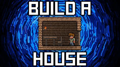 how to make a house in terraria terraria npc house how to build guide terraria hero terraria wiki youtube