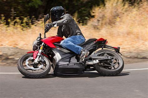 Elektro Motorrad Test 2015 by Elektro Streetfighter Zero Sr Im Test Motorrad Tests