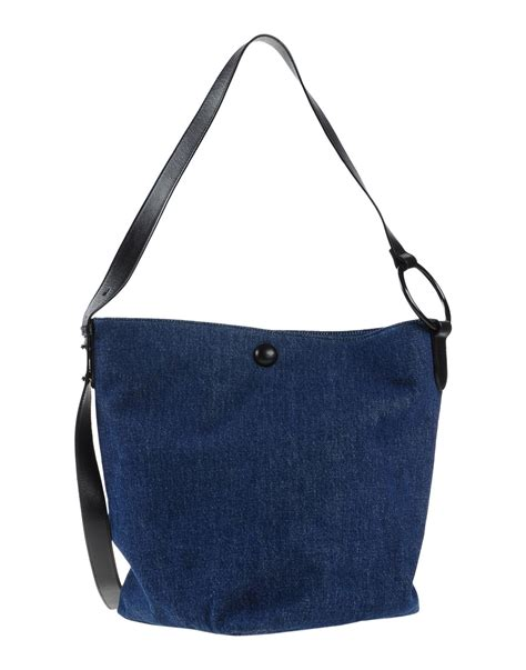 Maison Martin Margiela Bags by Mm6 By Maison Martin Margiela Shoulder Bag In Blue Lyst