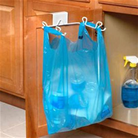 Cabinet Door Trash Bag Holder Dw Inc Cabinet Door Trash Bag Holder